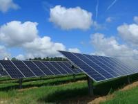 solar arrays in South Carolina