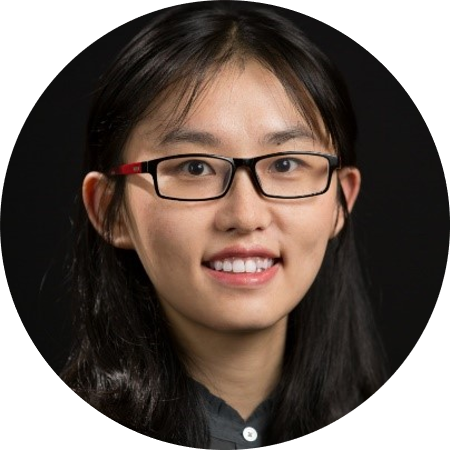 Headshot of Qian Luo - a PhD student at NC State University