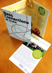 bass connections project pamphlet