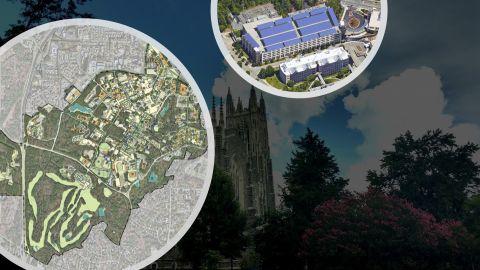Duke site plans