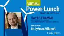 Virtual Power Lunch
