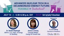 Nuclear Tech webinar