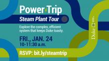 Power Trip West Campus Steam Plant