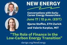 New Energy Conversations